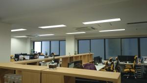 リスプラ オフィス全体