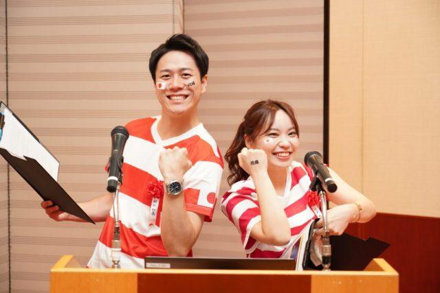 朝松さんと川平さん